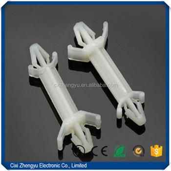 pcb standoff nylon reverse locking circuit board support plastic rh alibaba com