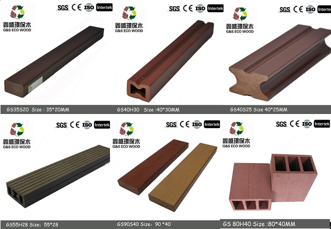 Brand New Composite Decking Veneer With High Quality Buy