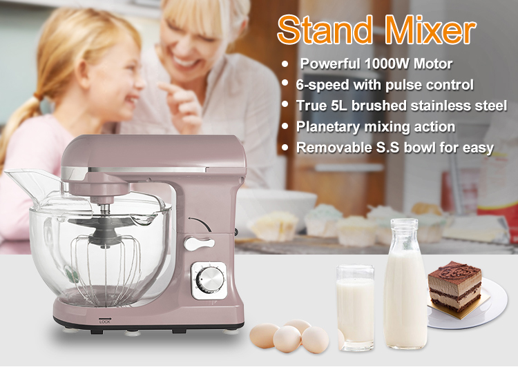 100kg dough spiral mixer multi-function kitchen planetary electric