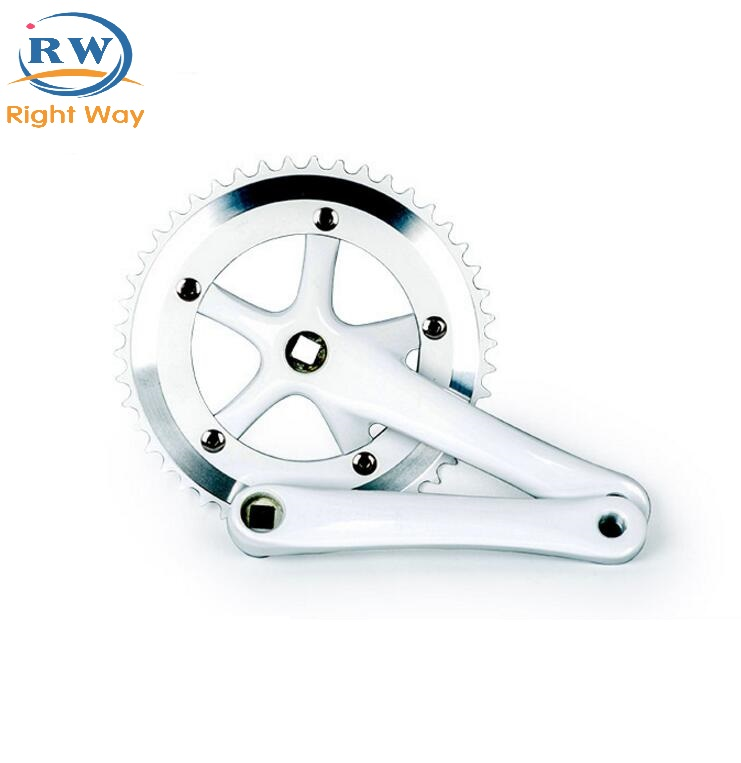 Aluminum alloy 170mm bicycle bike crankset cycle chain wheel for sale