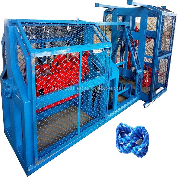 Pp pead pet nylon monofilamento rede de pesca fio máquina expulsando/corda fazendo linha de produção