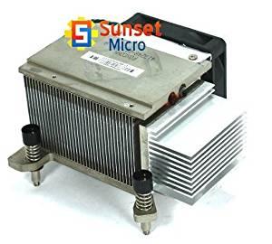 HP Compaq dc7700 Ultra Slim Heatsink & Fan Assy 413248-001
