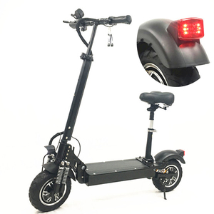 New Model 2 Wheels 52V 2400W Electric Scooter for Adult and Children
