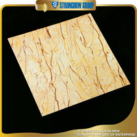 False ceiling design bathroom building material pvc wall panel