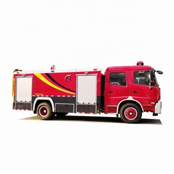 Fire Station Use Dongfeng HOWO Japan 8m3 10m3 Pumper Fire fighting Truck For Sale