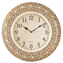 wholesale decorative battery operated novelty radium wall clock