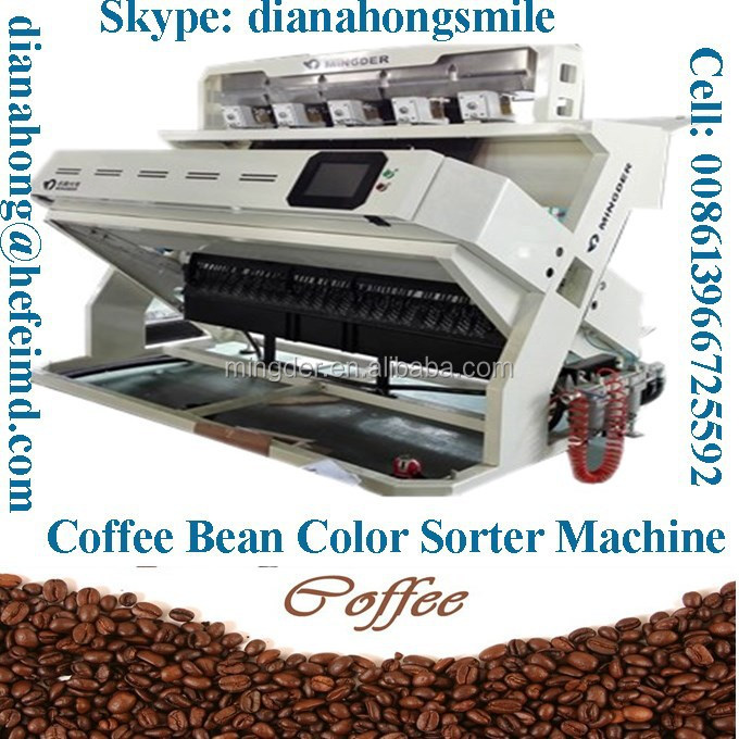 Ccd Coffee Beans Color Sorter,Color Sorting,Food