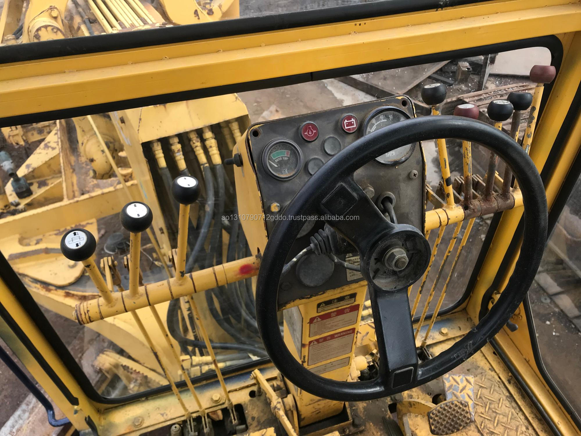 Used KOMATSU GD623-A2 Motor Grader For Sale/Used KOMATSU GD623 Motor Grader Used KOMATSU GD623 Grader in Good Condition