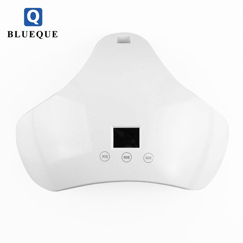 2019 Blueque <strong>SUN</strong> 12T nail lamp uv led 24w gel polish dryer for nails