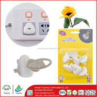 3 Pins baby socket cover electrical plug protector