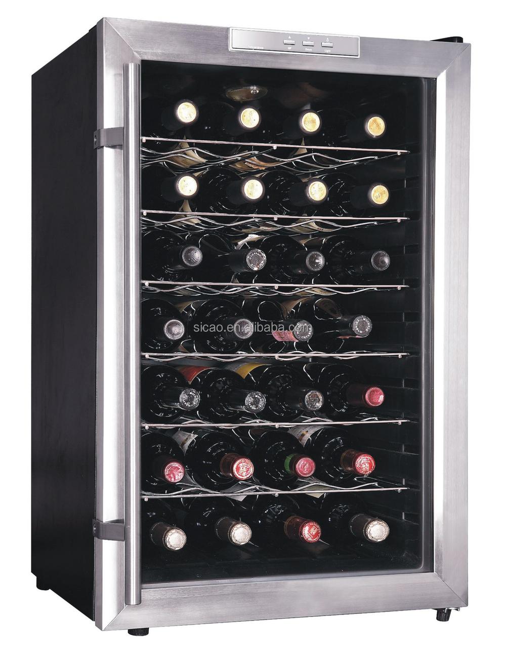 Elektrische Tischplatte Weinkühler,Thermoelectrc Kühlschrank Wein ...