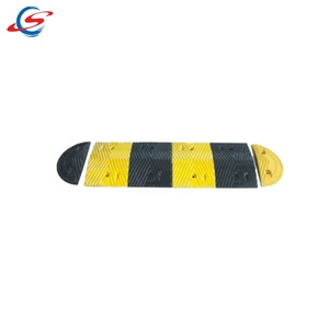 rubber road speed breaker