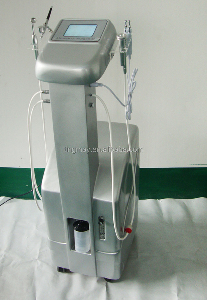 Skin rejuvenation oxy skin hiperbaric machine