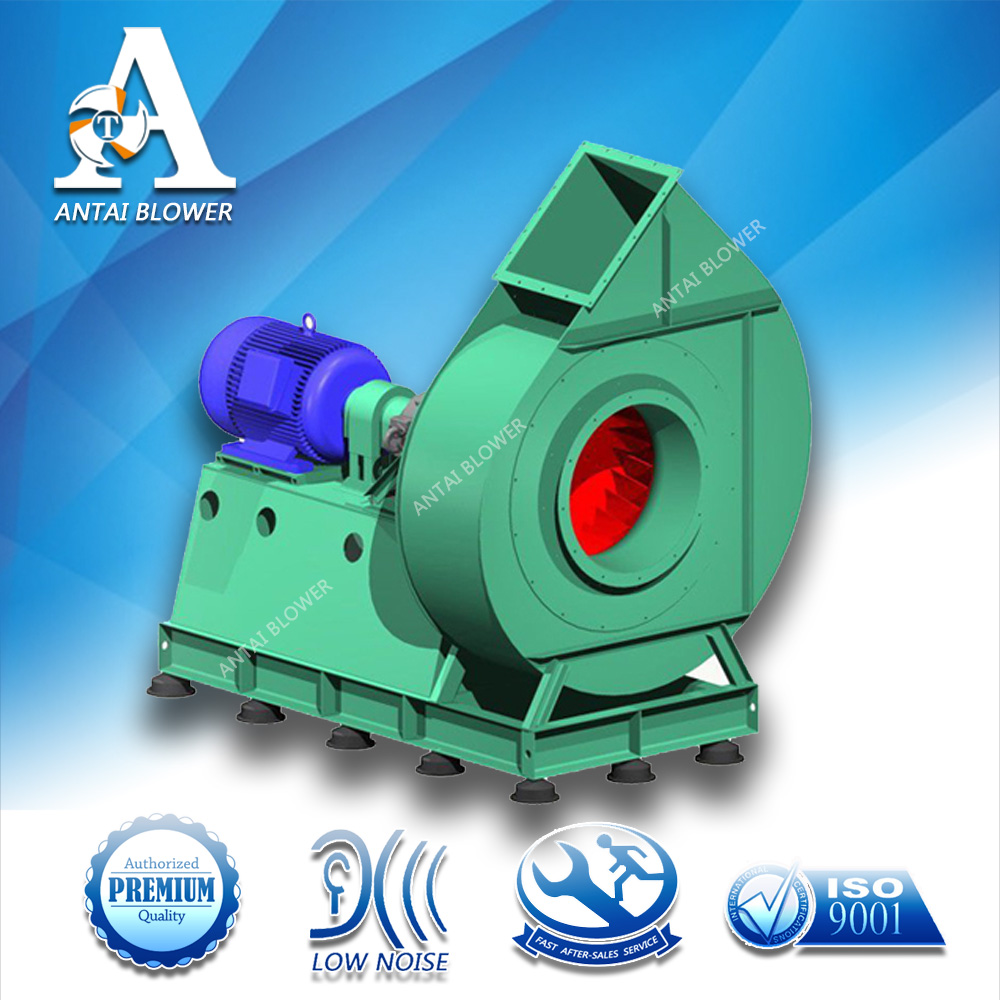 high temperature sprayers and dusting exhaust blower fan