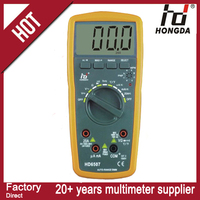 Handheld multimeter / DMM fluke Digital Multimeter / Digital electrician multimeter for industry
