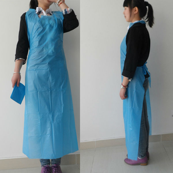 Anheng Brand Hdpe Ldpe Pvc Disposable Aprons Kids Disposable ...