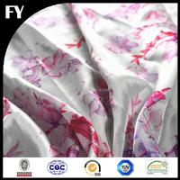 Factory custom design high quality digital printing 86 polyester 14 spandex fabric