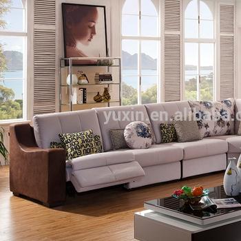 Electric Recliner Sofa Furniture Living Room Furniture L Shape ...