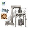 Automatic lentils chocolate cocoa white bean legume packaging machine spices green beans filling packing machine