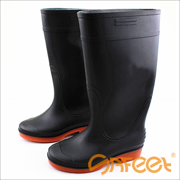 f0873a4c850 Guangzhou Pvc Sole Protective Agriculture Boots Waterproof Pu Rain Boots  Agriculture Shoes Manufacturer Sa-9912 - Buy Agriculture Boots,Pu Rain ...