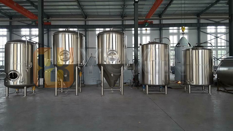 300l 500l 600l craft beer brewing equipment for microbrewery
