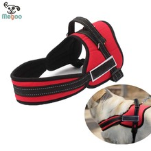Wholesale Working Service Dog Harness With Leash Opening