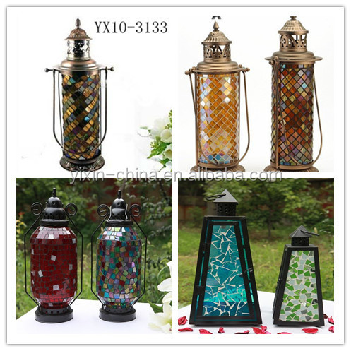 cemetery metal tea light candle holder lantern buy