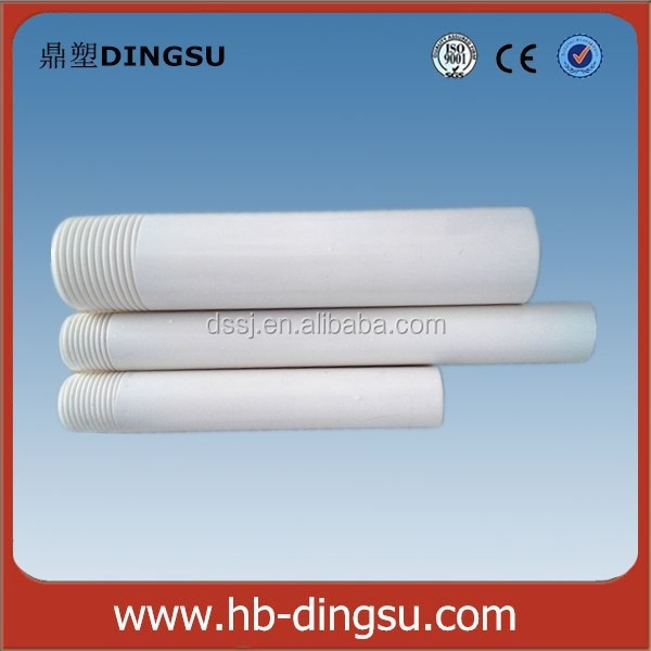 Quality Top Sell Environmental Protection Long Life PVC Pipe