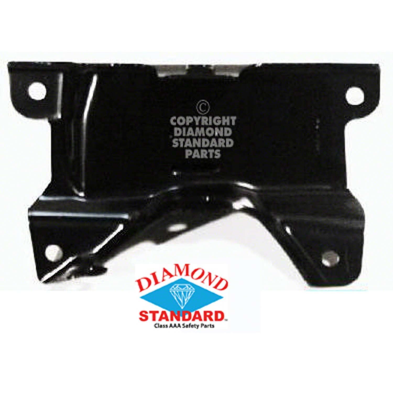 Crash Parts Plus Front Bumper Bracket for 07-13 Chevrolet Silverado GM1066179