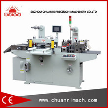 Adhesive Label Automatic Die Cutting Machine