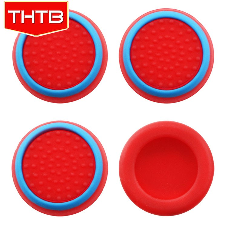 Protective joystick anolog thumbstick grips cap for ps4 game controller