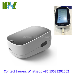 POCT Dry Fluorescence Immunoassay Quantitative Analyzer Hormone with Rapid Test Kit