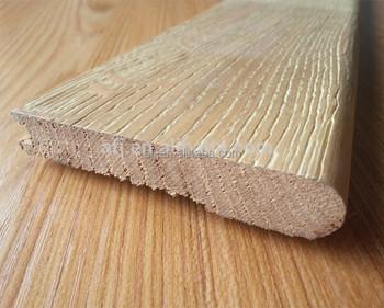 Oak Wood Stair Nosing Nose Cap