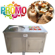 hot sale america fried ice cream machine fried ice machine instant ice cream rolls machine