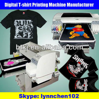 Digital Anajet Tshirt Printer Large Format Anajet Printing