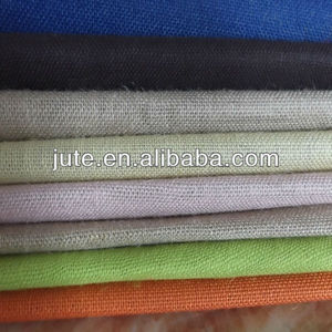 colored burlap fabric in rolls Eco-friendly 60'' wide 100meters long
