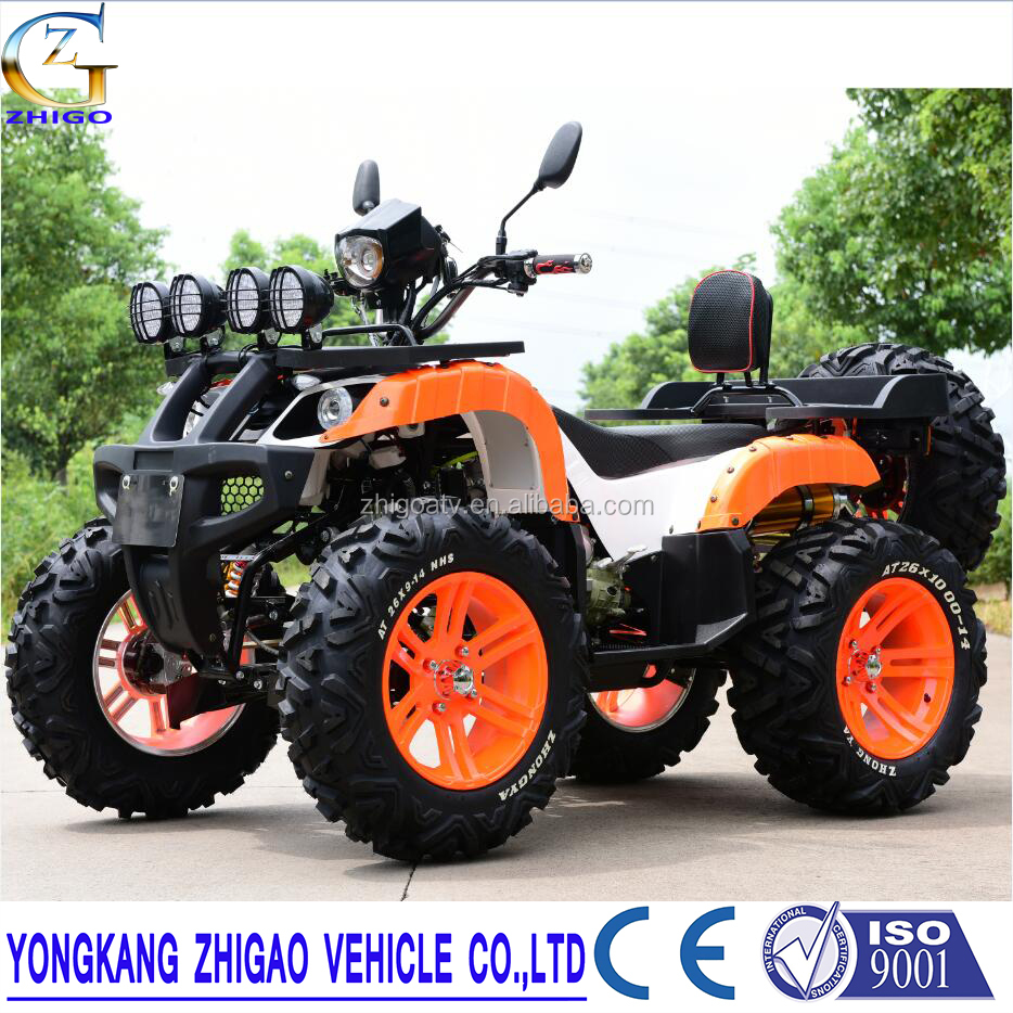 Chian cheap atv kawasaki 250cc atv quad bikes atv 250cc with painting