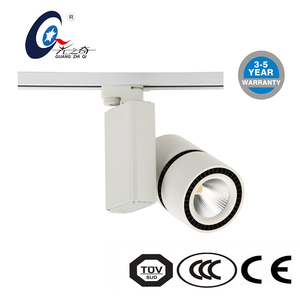 best price Led spotlight price hot sale cob led spotlight led commercial tracking spotlight