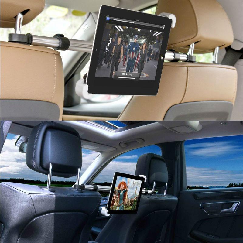 Ipad  Car Mount Between Seats