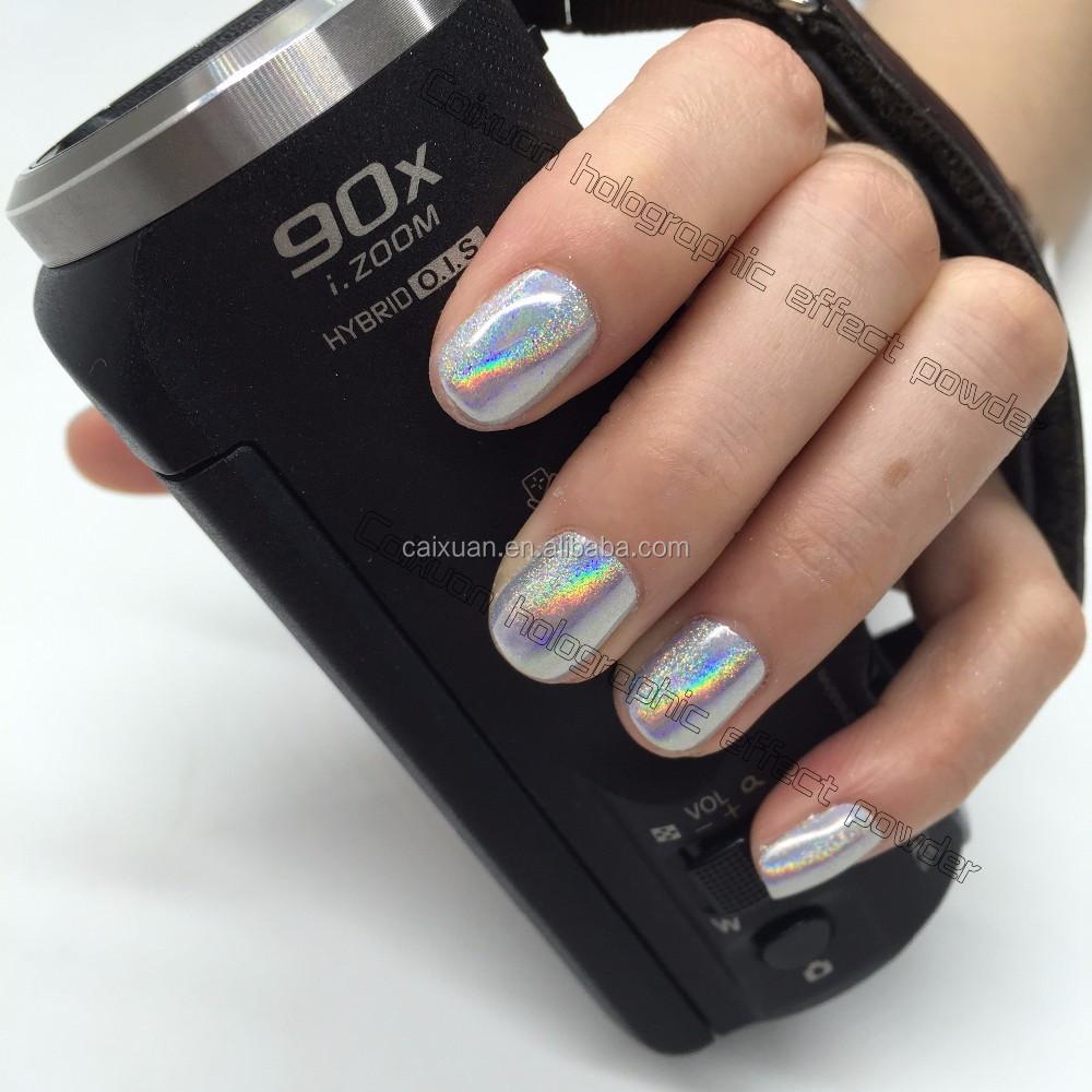 Nail Chrome Powder Mirror Effect Powder Pigment,Nail Organic Pigment ...