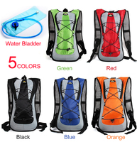 Custom outdoor sport hiking backpack cycling hydration backpack