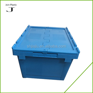 30kgs Nesting & Stacking Moving Secured Plastic Box
