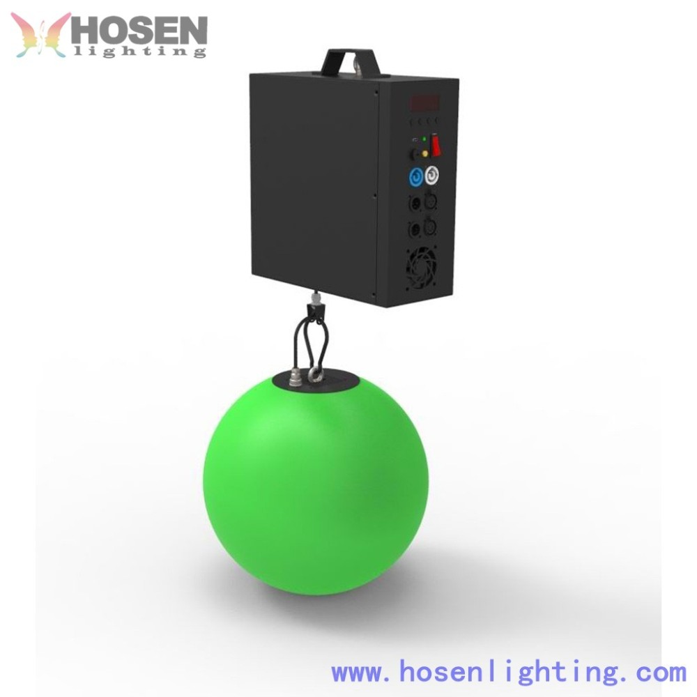 Led lifting ball light