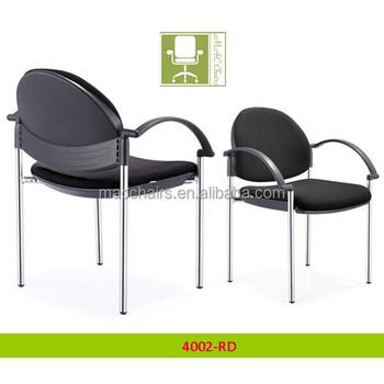 simple office chair. Cheap Price Fashion Simple Metal Frame Office Chair Four Legged 4002-RD L