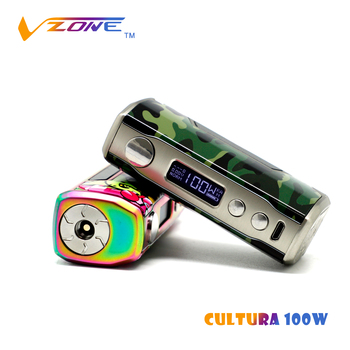 Hot Selling Vapor Mod Original Vzone Cultura 100w Device With Wholesale  Price From China Vape Mod Best Ecig Mods - Buy Vaping Products,Vape Mod  Best