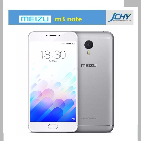 Original Meizu M3 Note 4G LTE Cell Phone Android 5.1 MTK Fingerprint 4100 mAh