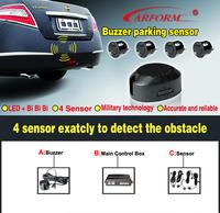 2015 Newest Car Rear View Parking Sensor Reverse Backup Radar ...