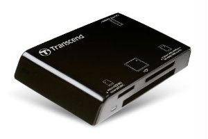 """Brand New Transcend Information Transcend All In1 Multi Card Reader With Photo Recovery Software (For Cf Sd """"Product Category: Digital Media / Media Readers"""""""