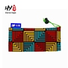 Export microfiber cosmetic pouch, professional beauty train case pouch, digital printing microfiber mobile phone pouch