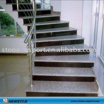 Granito escada passo de pedra buy product on for Colores de marmol para escaleras